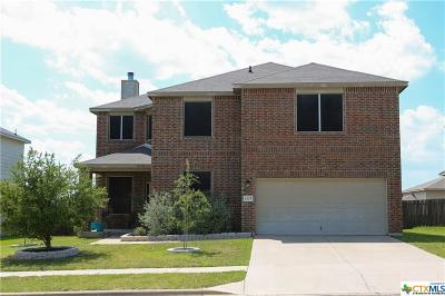 Killeen Single Family Home For Sale: 6205 Bridgewood Drive