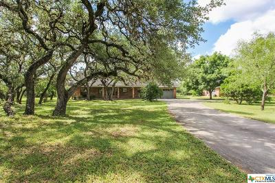 San Marcos Single Family Home For Sale: 916 Mustang Lane