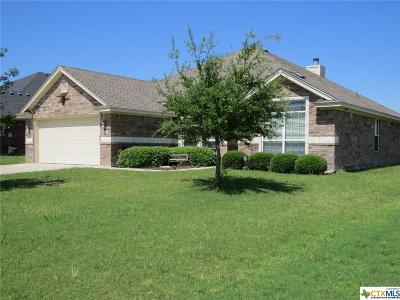 Harker Heights Single Family Home For Sale: 2006 Drawbridge