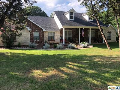 Belton TX Single Family Home For Sale: $295,000