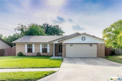 Killeen Single Family Home For Sale: 1605 Topaz
