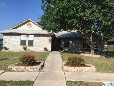 Killeen Single Family Home For Sale: 4817 Castlewood
