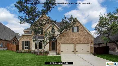 Seguin Single Family Home For Sale: 2933 Glen View