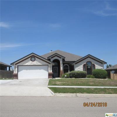 Killeen Single Family Home For Sale: 6503 Flat Slate Drive