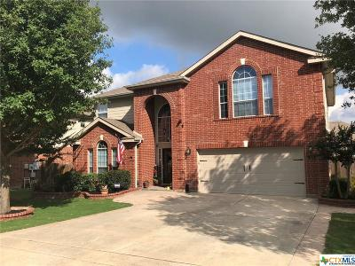 Schertz Single Family Home For Sale: 2641 Cloverbrook