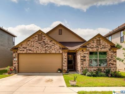 New Braunfels Single Family Home For Sale: 131 Bass Lane