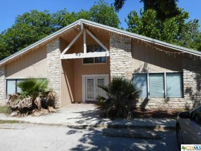 San Marcos Single Family Home For Sale: 1801 Uhland