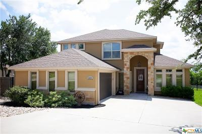 Salado Single Family Home For Sale: 2080 Pirtle Dr.