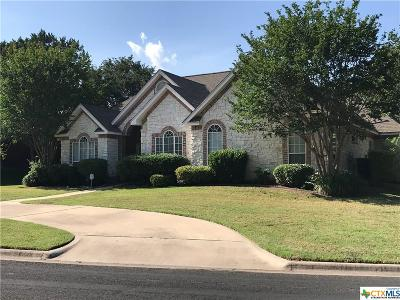Temple Single Family Home For Sale: 2510 Forest Trail