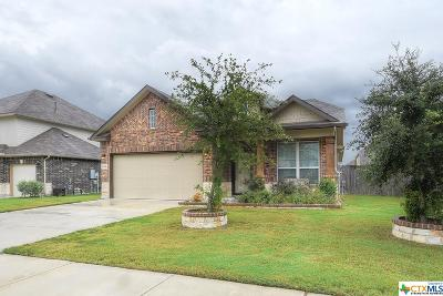 Schertz Single Family Home For Sale: 11630 Blossom