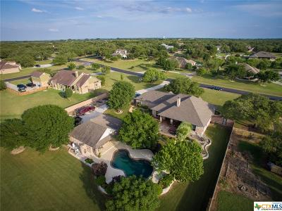 New Braunfels Single Family Home For Sale: 266 Texas Country Drive