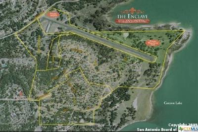 Canyon Lake Residential Lots & Land For Sale: 1226 Libby Lookout