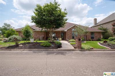 Killeen Single Family Home For Sale: 4923 Lakeshore Drive