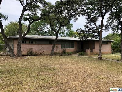 San Marcos Single Family Home For Sale: 109 Buena Vista