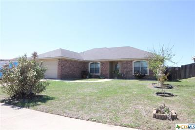 Copperas Cove Single Family Home For Sale: 2103 Joseph