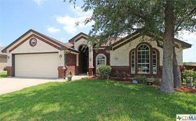 Killeen Single Family Home For Sale: 6402 Zinc Drive