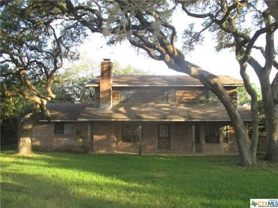 New Braunfels Single Family Home For Sale: 1250 Greystone