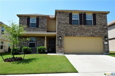 Killeen Single Family Home For Sale: 302 W Gemini Lane