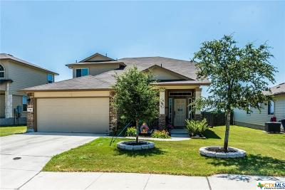New Braunfels Single Family Home For Sale: 758 Wolfeton Way