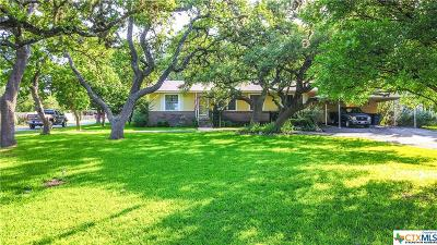 New Braunfels TX Single Family Home For Sale: $349,950