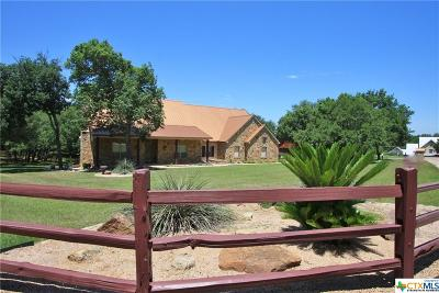 Salado Single Family Home For Sale: 415 Royal View Road