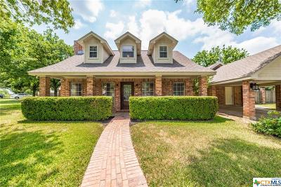Belton Single Family Home For Sale: 963 Benchmark