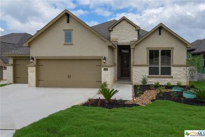New Braunfels Single Family Home For Sale: 1149 Nutmeg Trail