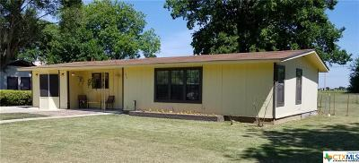 San Marcos TX Single Family Home For Sale: $159,000