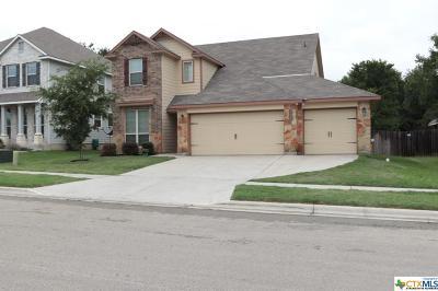 Killeen Single Family Home For Sale: 3505 Greyfriar Drive