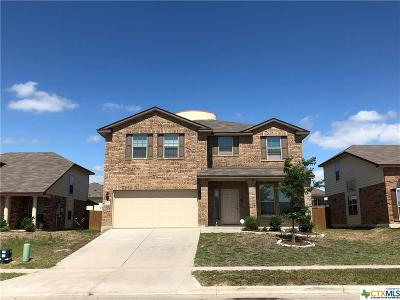 Killeen Single Family Home For Sale: 6505 Clear Brook