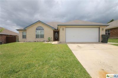 Killeen Single Family Home For Sale: 3706 Solomon