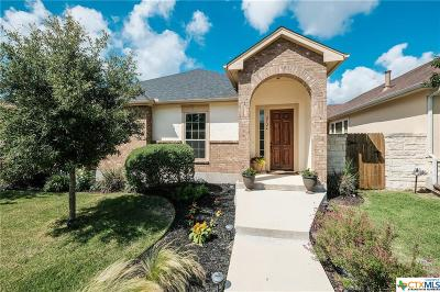 New Braunfels Single Family Home For Sale: 2124 Pecan Leaf