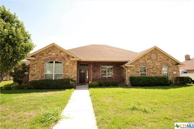 Killeen Single Family Home For Sale: 2120 Whippoorwill