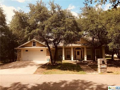 Belton TX Single Family Home For Sale: $214,999