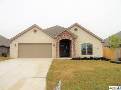 Temple TX Single Family Home For Sale: $255,900
