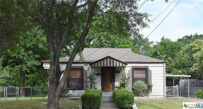 Temple Single Family Home For Sale: 606 N 15th