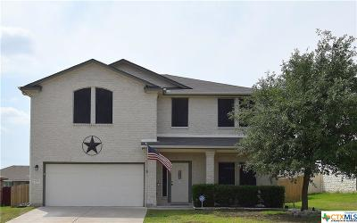 Copperas Cove Single Family Home For Sale: 2101 Isabelle
