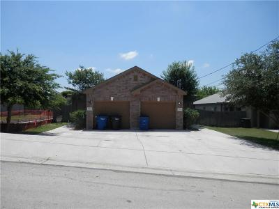 New Braunfels Single Family Home For Sale: 272 Rosalie Drive #A&B