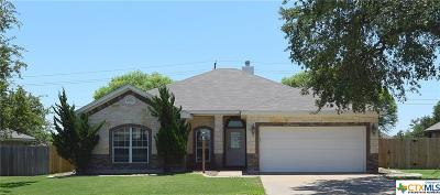Killeen Single Family Home For Sale: 5902 Boxelder
