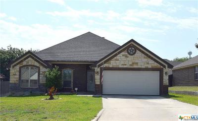 Harker Heights Single Family Home For Sale: 2514 Jackson