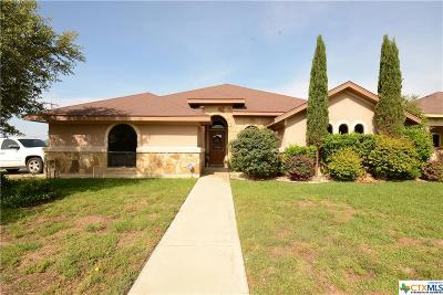 Killeen Single Family Home For Sale: 7301 Andalucia Lane