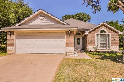 Belton Single Family Home For Sale: 30 Armadillo