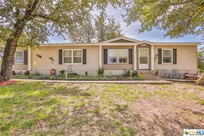 Belton TX Single Family Home For Sale: $135,500