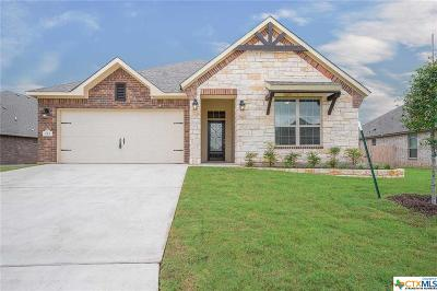 Belton Single Family Home For Sale: 424 Comal Cove