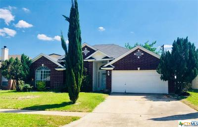 Killeen Single Family Home For Sale: 1804 Michele