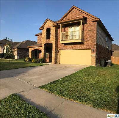 Killeen Single Family Home For Sale: 6502 Creek Land Road