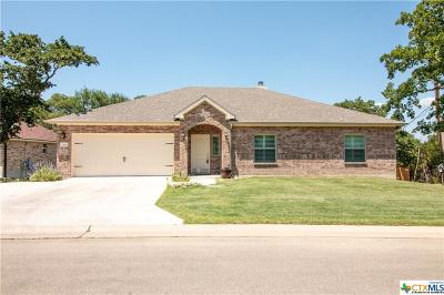 Belton TX Single Family Home For Sale: $219,750