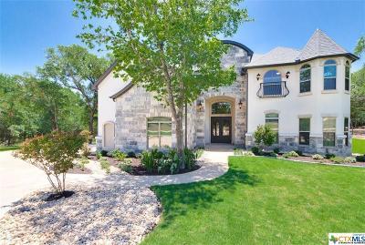Salado Single Family Home For Sale: 10841 Stinnett Mill Rd