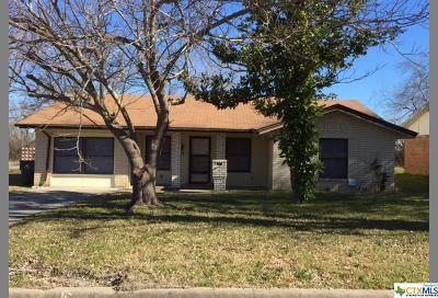 Temple Single Family Home For Sale: 801 S 40th