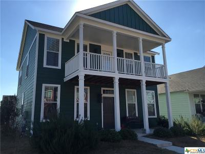 San Marcos Single Family Home For Sale: 201 Trestle Tree